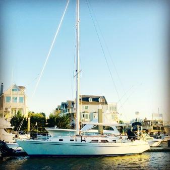 Alliance, Slip D4, Tolers Cove Marina