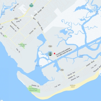 Tolers Cove Marina